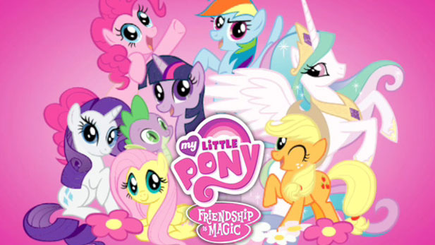 Top 5 Friendship is Magic Background Ponies