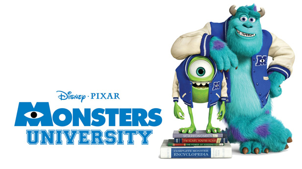 New Monster's University Trailer is Making Us SO EXCITED!