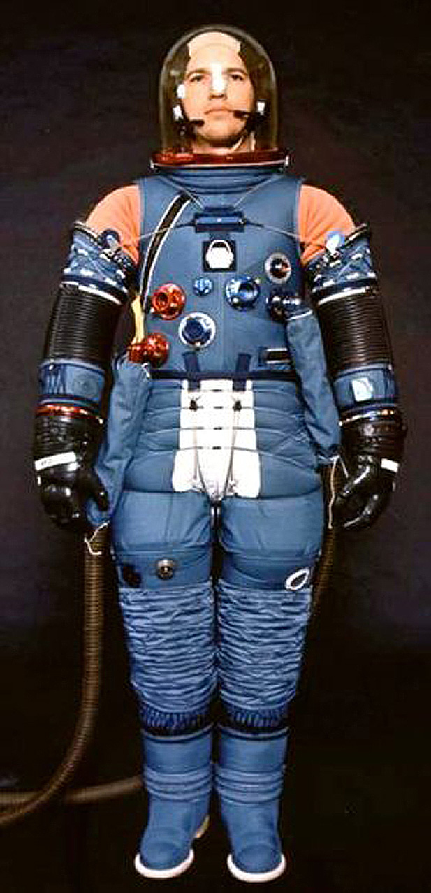 NASA Space Suit History - Pics about space
