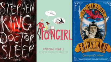 19 New Books That We're Psyched About!