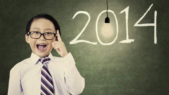 What is Your Geekiest New Year's Resolution?