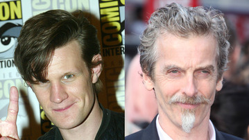 Why It's Great That the New Doctor is an Older Guy