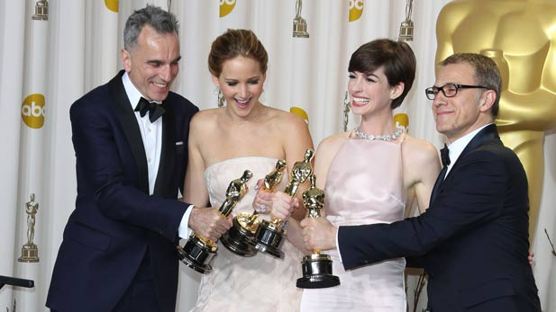 Live Blogging the 2013 Oscars!