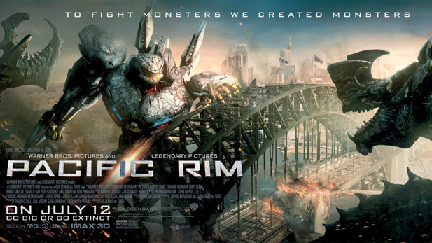 Pacific Rim is SMASHing!