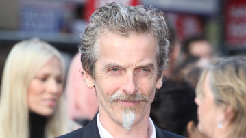 So Just Who Is Peter Capaldi?