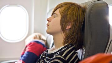 The Ten Types of Plane Sleepers