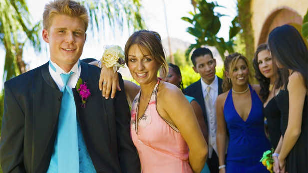 Five People You'll Meet on Prom Night
