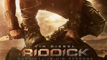 Riddick Defies the Odds and Blows Us Away