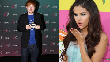Crack Open the Butterbeer: Selena Gomez and Ed Sheeran Are Dating!