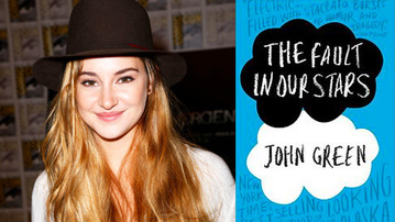 Shailene Woodley and John Green Just Got Even More Awesome