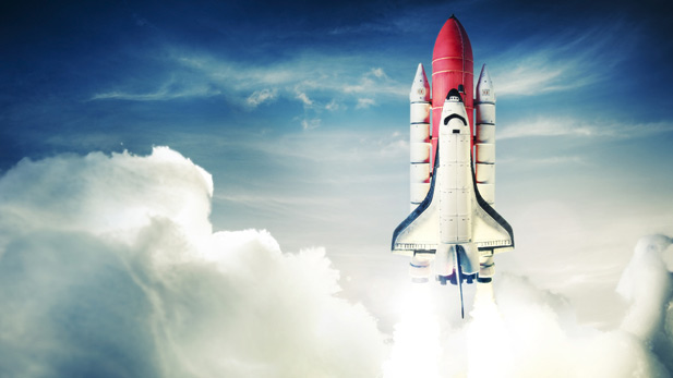 Check Out This Insane Video of a Space Shuttle Launch