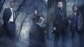 Ichabod Insane! A Review of the Wildly Entertaining Sleepy Hollow Pilot