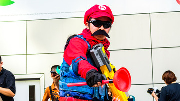 A Musical Genius Wrote a Mario Brothers Opera!