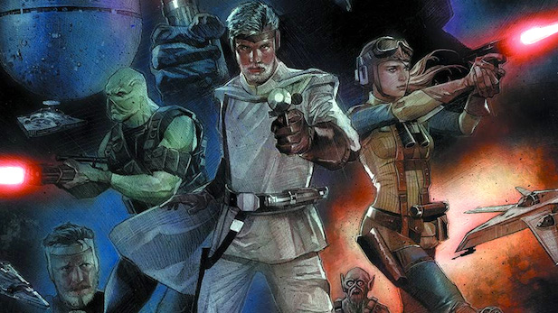 "Check Out This Trailer for ""The Star Wars"" Comic"