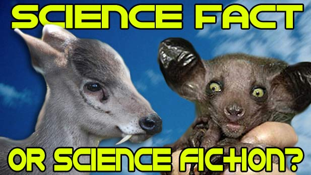 Science Fact or Science Fiction: WEIRD Animal Edition