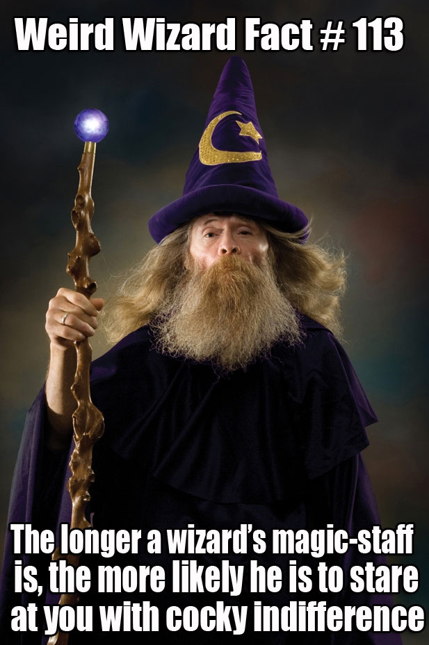 Weird wizard facts mindhut sparknotes