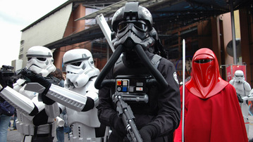Should We Be Scared About the Fate of Star Wars Episode VII?