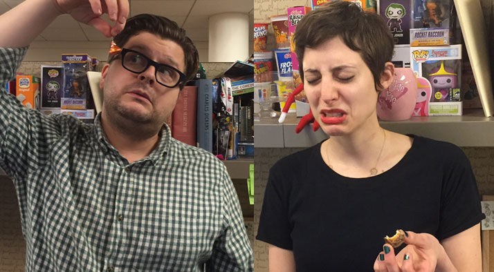 The Sparkitors Review the World's Grossest Candy: HALLOWEEN EDITION