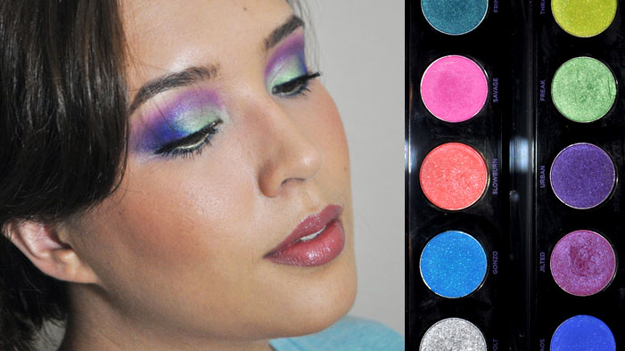 Let's Freak Out About the Urban Decay Electric Palette!