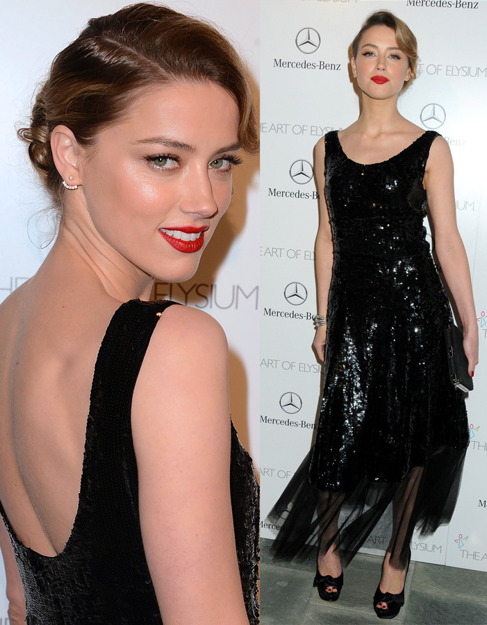 SparkLife » Check Out The Best-Dressed Stars at the Art of ...
