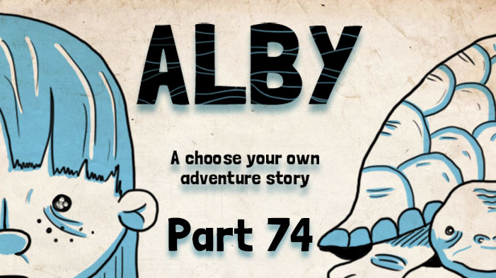 ALBY, a Choose Your Own Adventure Story: The Queen's Sacrifice