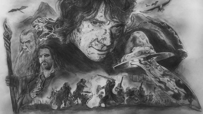 Relive the Middle-earth Adventures of The Hobbit with this ...