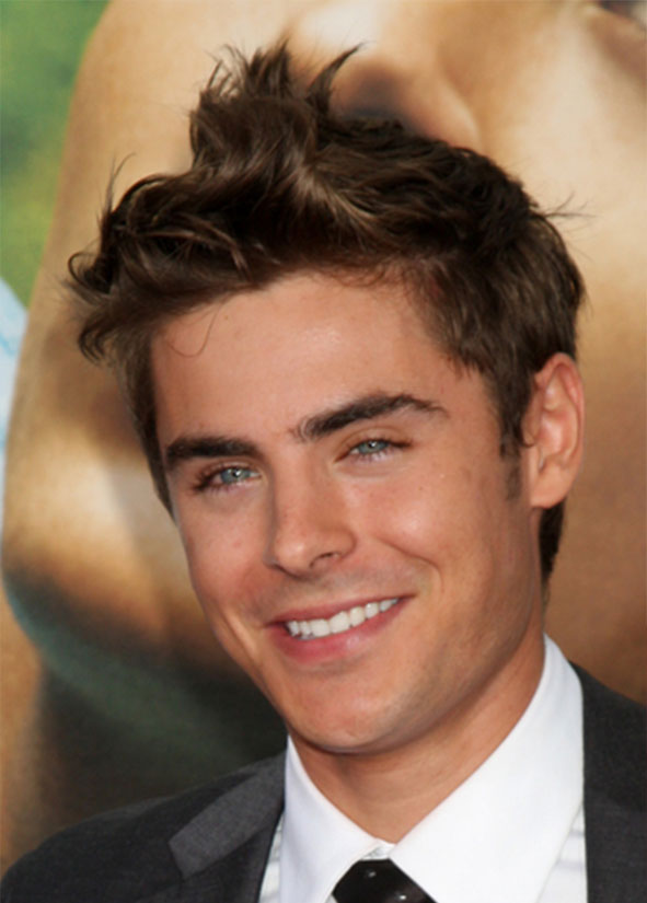 SparkLife » Celebrities We NEED to See More of In 2014 Zac Efron Neighbors