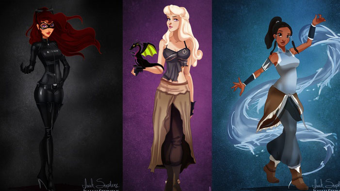 Your Favorite Disney Characters Get Dressed Up for Halloween!