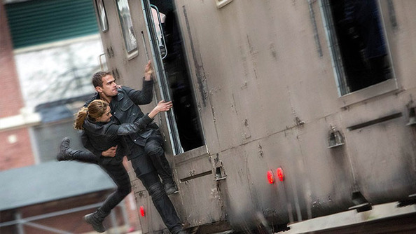 All I Did This Weekend Was Stream the <i>Divergent</i> Soundtrack