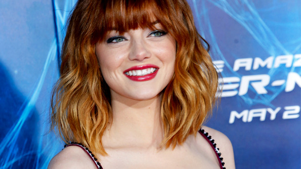 Your Friday Dose of Pretty: Emma Stone Is Perfect in Prada!