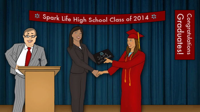 How to Nail Your Walk Across the Stage at Graduation