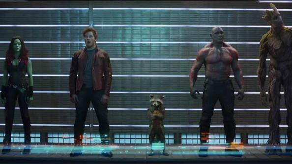 The Guardians of the Galaxy Trailer Leaves Us Cautiously Intrigued
