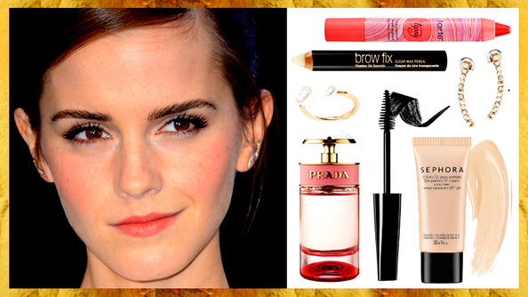 Gorgeous Holiday Looks Inspired By Emma, JLaw, & Lupita!