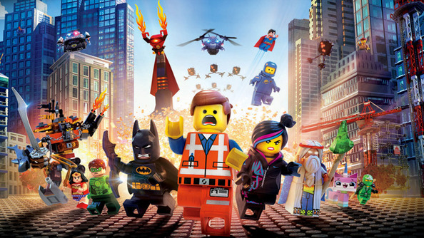 <i>The Lego Movie</i> Is Genuinely Incredible