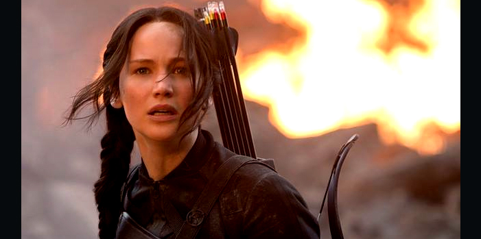 HAPPY THURSDAY, TRIBUTES: We've Got Mockingjay Pix GALORE!