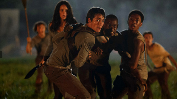 The Maze Runner Trailer Is Going to Leave You BREATHLESS