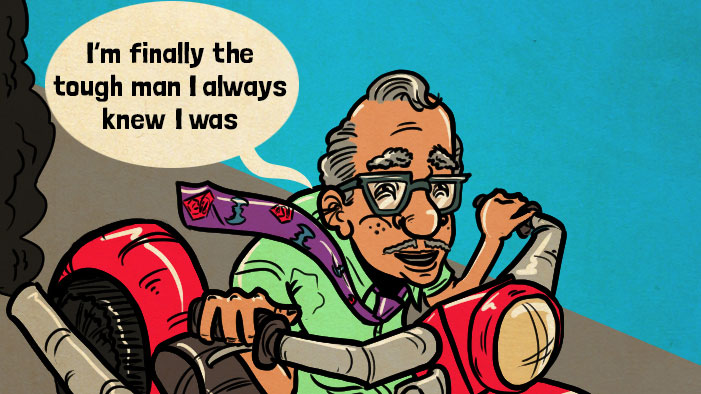 Which Midlife Crisis is Your Parent Having?