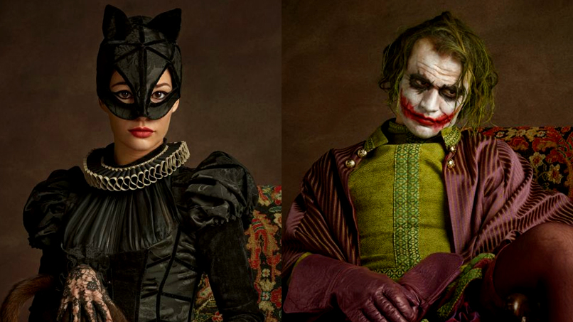 Sacha Goldberger's Superhero Photo Series Is About to BLOW YOUR MIND