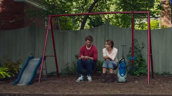 "BREAKING: ""The Fault In Our Stars"" Trailer Just Exploded Onto the Internet"