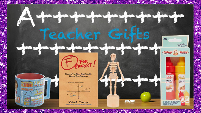 Gifts Your Fave Teacher Will Actually Like