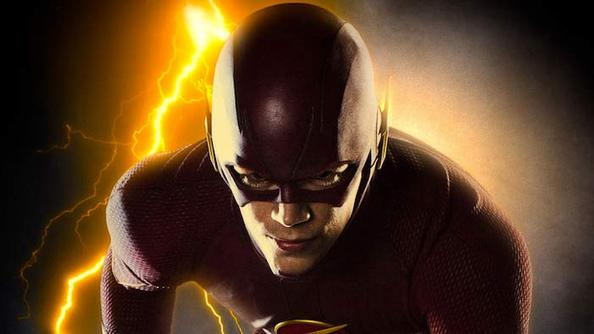 The CW Reveals Grant Gustin's Full Flash Costume