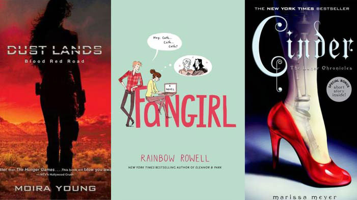 Which YA Novels Should Be Made Into Movies, and Who Should Star in Them?