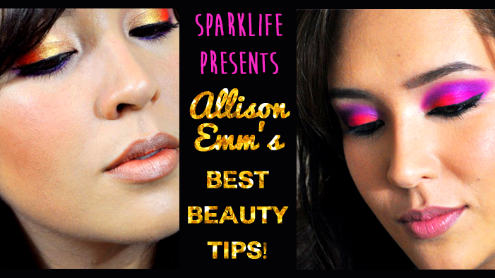 Allison Emm's Greatest Beauty Tutorials-All In One Epic Slideshow!