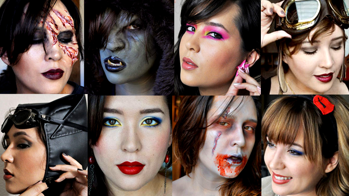 Need a Last-Minute Halloween Look? Allison Emm & Lucero Have You Covered!