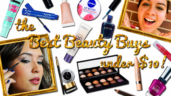 Brilliant Beauty Buys Under $10: The Sparkitors & Sploggers Share Their Faves!