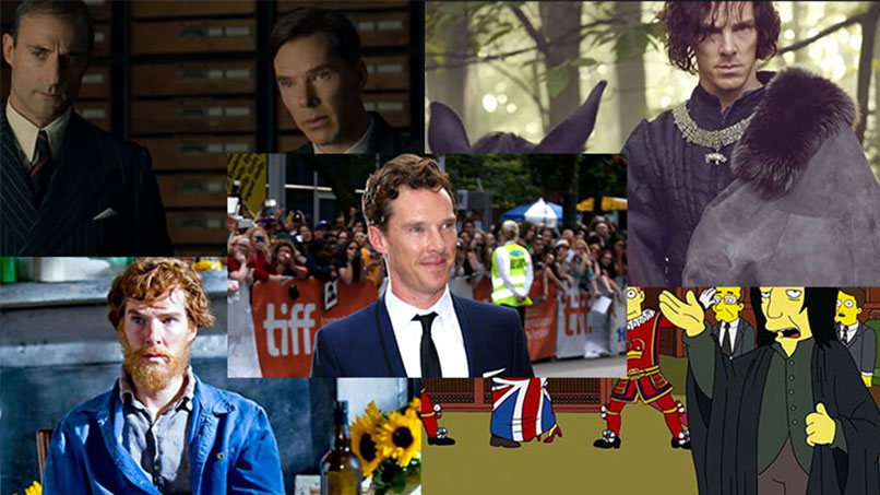Famous People as Portrayed by Benedict Cumberbatch, SO BATCHFULLY