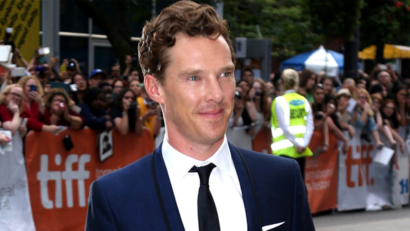 Benedict Cumberbatch Shatters Norms of English Language, Is Still Totes Perfect