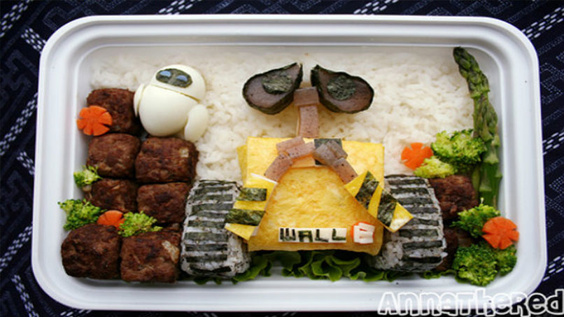 You Won't Believe What We've Packed Into This Cute Bento Box Article