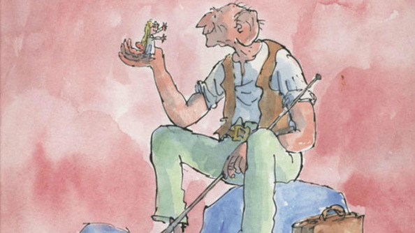 <i>The BFG</i> Is Going to Hollywood!