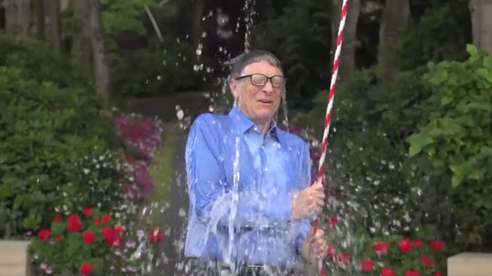 Geekiest ALS Ice Bucket Challenges Round-Up